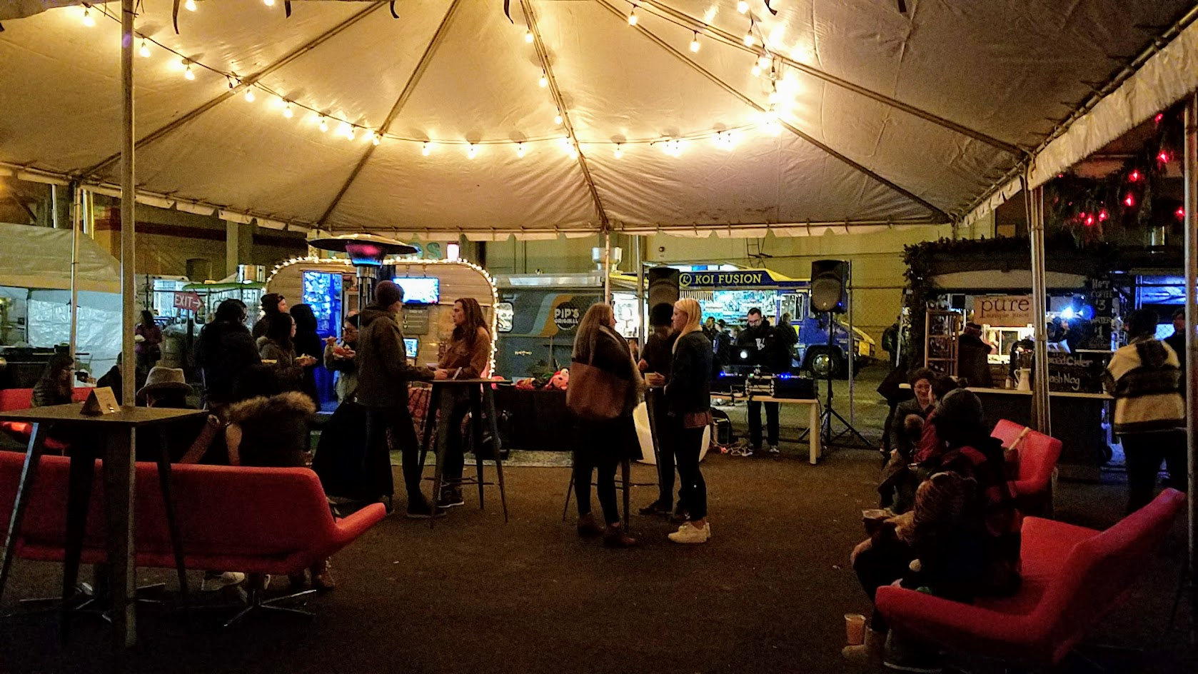 Inside Look at Portland Night Market