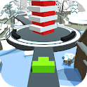 Stacky Tower Breaker: Fire Shooting Stack Ball 3D icon