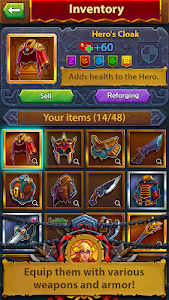 Heroes and Puzzles v1.0.2.18 (Mod Money)