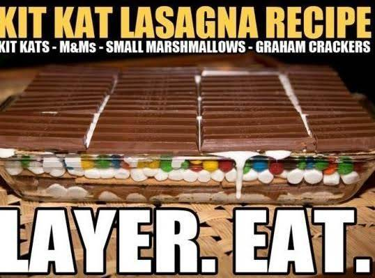 Kit Kat Lassagna