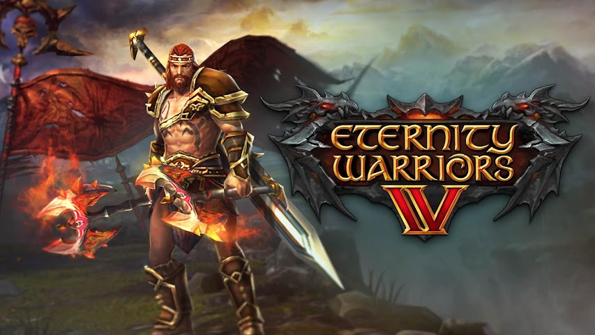 android ETERNITY WARRIORS 4 Screenshot 9