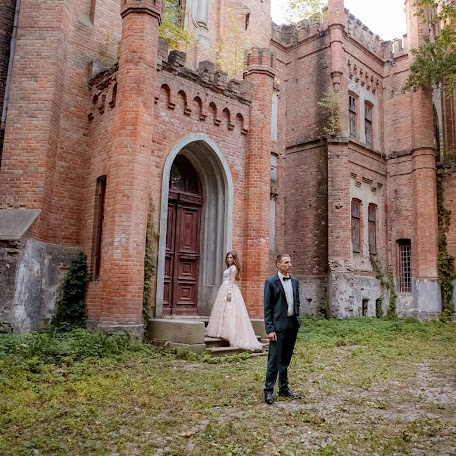 Wedding photographer Olga Lysenko (olviya). Photo of 17.02.2018
