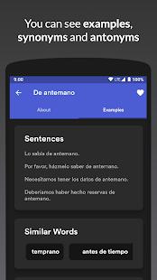 The Vocabulary Builder (QuickGlish) for PC-Windows 7,8,10 and Mac apk screenshot 4