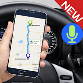 GPS  Voice  Route  Navigation:  Maps  Tracking