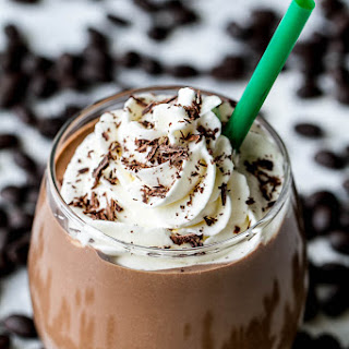 Mocha Smoothies Without Bananas Recipes.