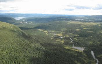 Photo: Daimaån från Dabbsjön