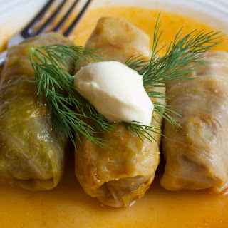 Sour Cabbage Leaves Recipes