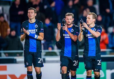 Un cadre du Club de Bruges prolonge au club !