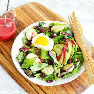 Pear Salad With Raspberry Vinaigrette Recipes