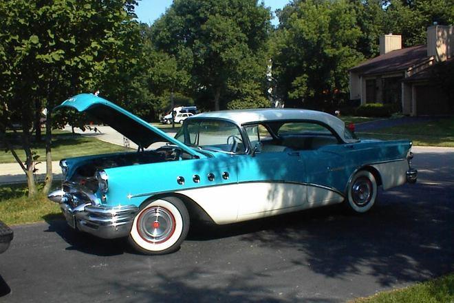 1955 Buick Century Hire IL