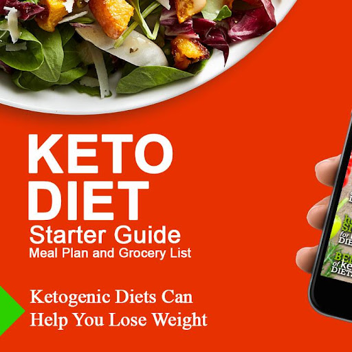 Keto Diet Starter Guide : Meal Plan Grocery List photos 1