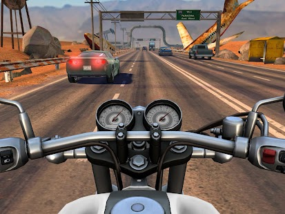 Moto Rider GO: Highway Traffic- screenshot thumbnail