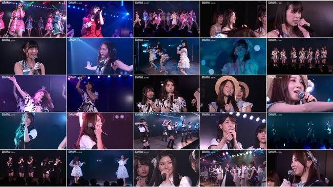 190502 (1080p) AKB48 高橋朱里チームB「シアターの女神」公演 高橋朱里 卒業公演 DMM HD