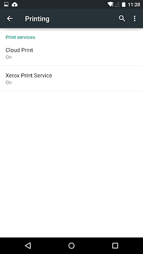Xerox Print Service Plugin for PC
