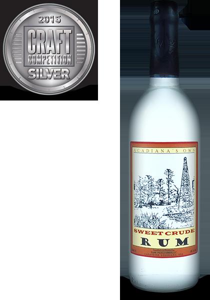 Logo for Sweet Crude Rum