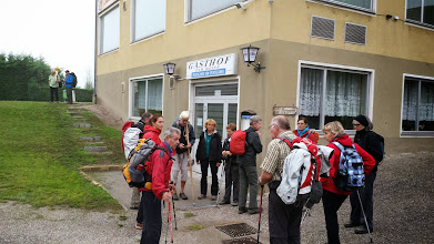 Photo: Aufbruch am Freitag, 10.10.