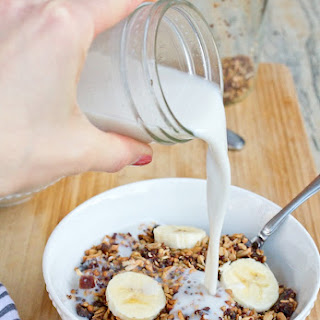 Quinoa Buckwheat Date Cereal