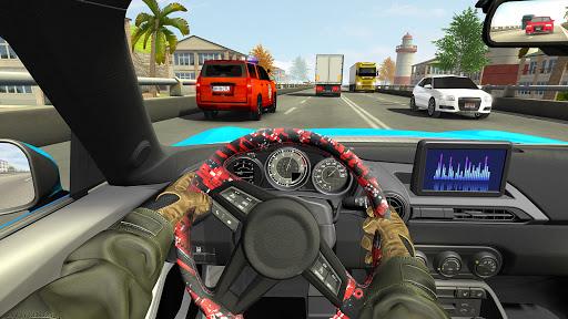 Highway Driving Car Racing Game : Car Games 2020 1.0.23 screenshots 3