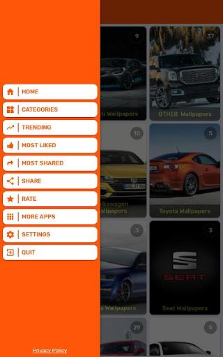 Best Car Wallpapers 2.2 Screenshots 10
