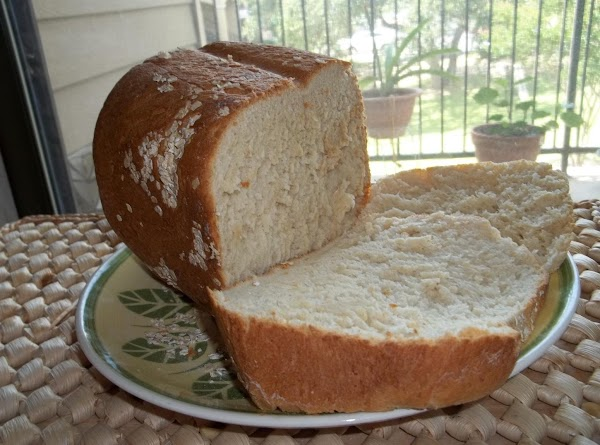 Oatmeal Bread (sallye) Recipe