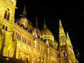Photo: Parliament, Budapest