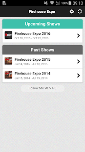 Firehouse Expo- screenshot thumbnail
