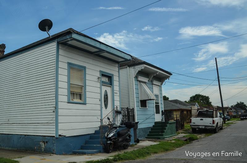shotgun house NO