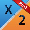 Fraction Calculator + Math PRO icon