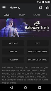 We Are Gateway- screenshot thumbnail