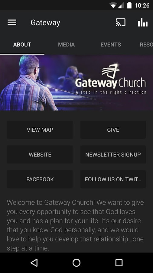 We Are Gateway- screenshot