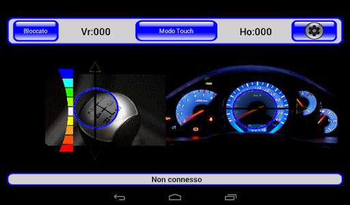 IRacer & Arduino BT controller screenshot 9
