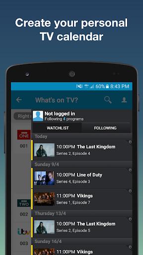 TV-Guide UK (free) screenshot 3