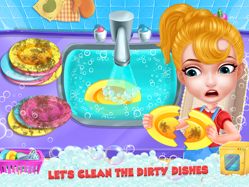 Keep Your House Clean - Girls Home Cleanup Game 1.2.4 screenshots 10