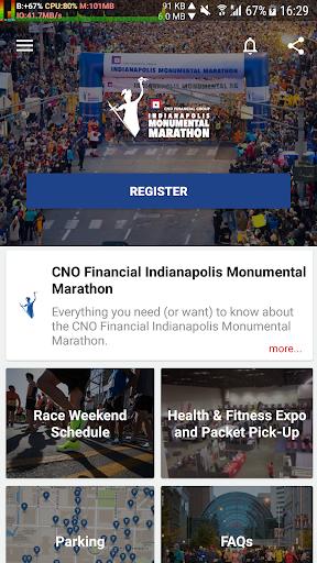 Download CNO Monumental Marathon MOD APK 3
