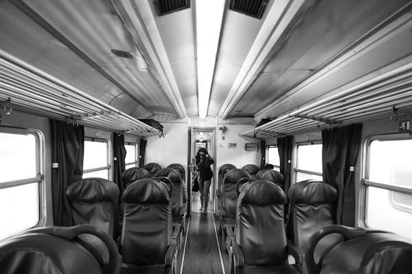 Io uso il treno di Fiorenza Aldo Photo