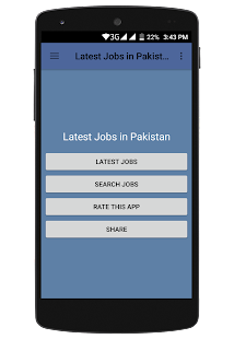 Latest Jobs in Pakistan - náhled