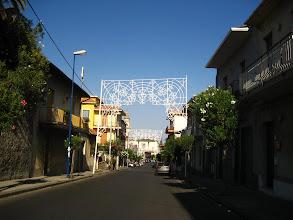 Photo: Akmerkez'I süsleyen abi buradan da geçmiş.   Streets with decorations .