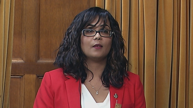 Liberal MP Iqra Khalid says she has received hate mail and death threats after tabling a motion calling on the government to condemn Islamophobia and other forms of racism and religious discrimination.