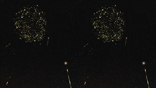 Fireworks VR Show on Cardboard screenshot 7