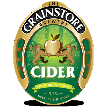 Logo of Grainstore Cider