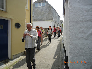 Photo: première visite de St.Ives