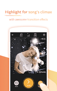 Music Video Maker with FX, Video Editor–TapSlide 2