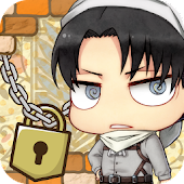 Attack on titan LOCK APP