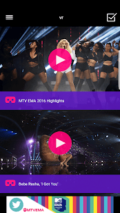 MTV EMA- screenshot thumbnail