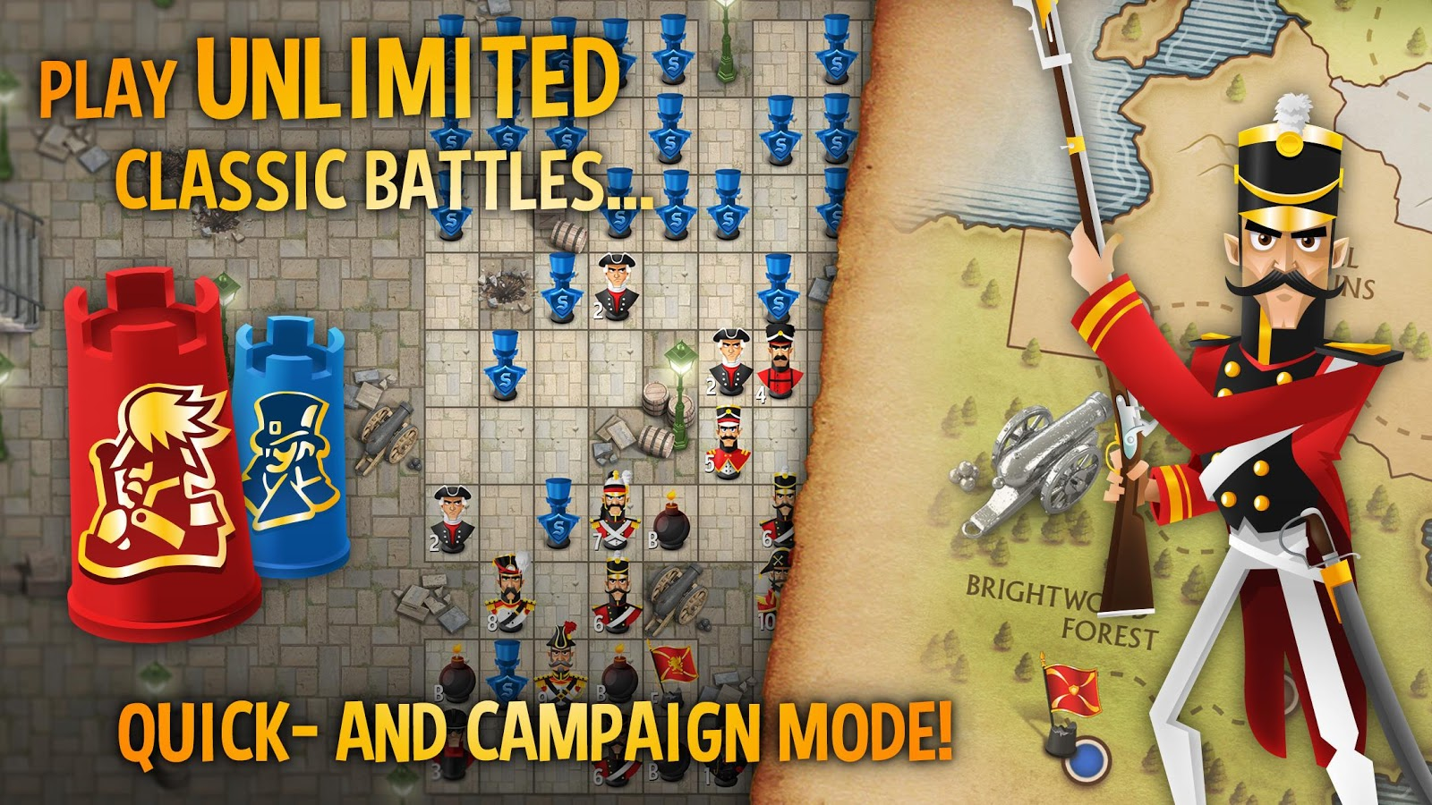Stratego® Single Player- screenshot
