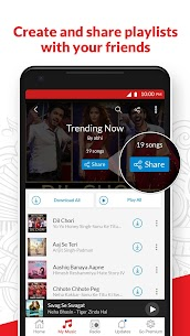 Wynk Music – Download & Play Songs, MP3, HelloTune App Download For Android and iPhone 7
