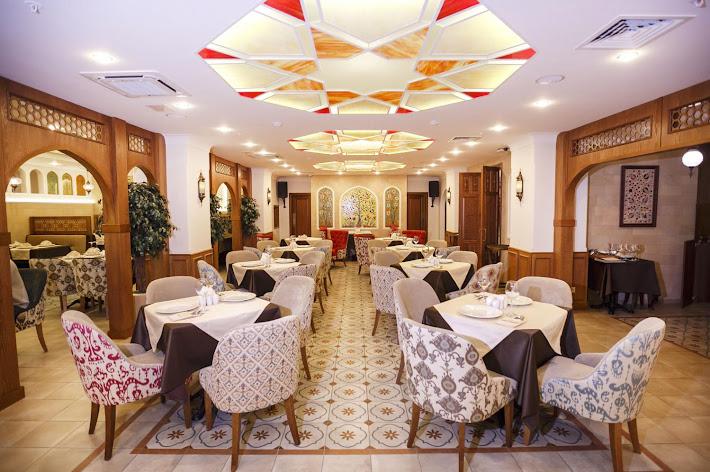Фото №1 зала Мархаба