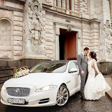 Wedding photographer Ross Yaroslava (Rosslava). Photo of 12.05.2017