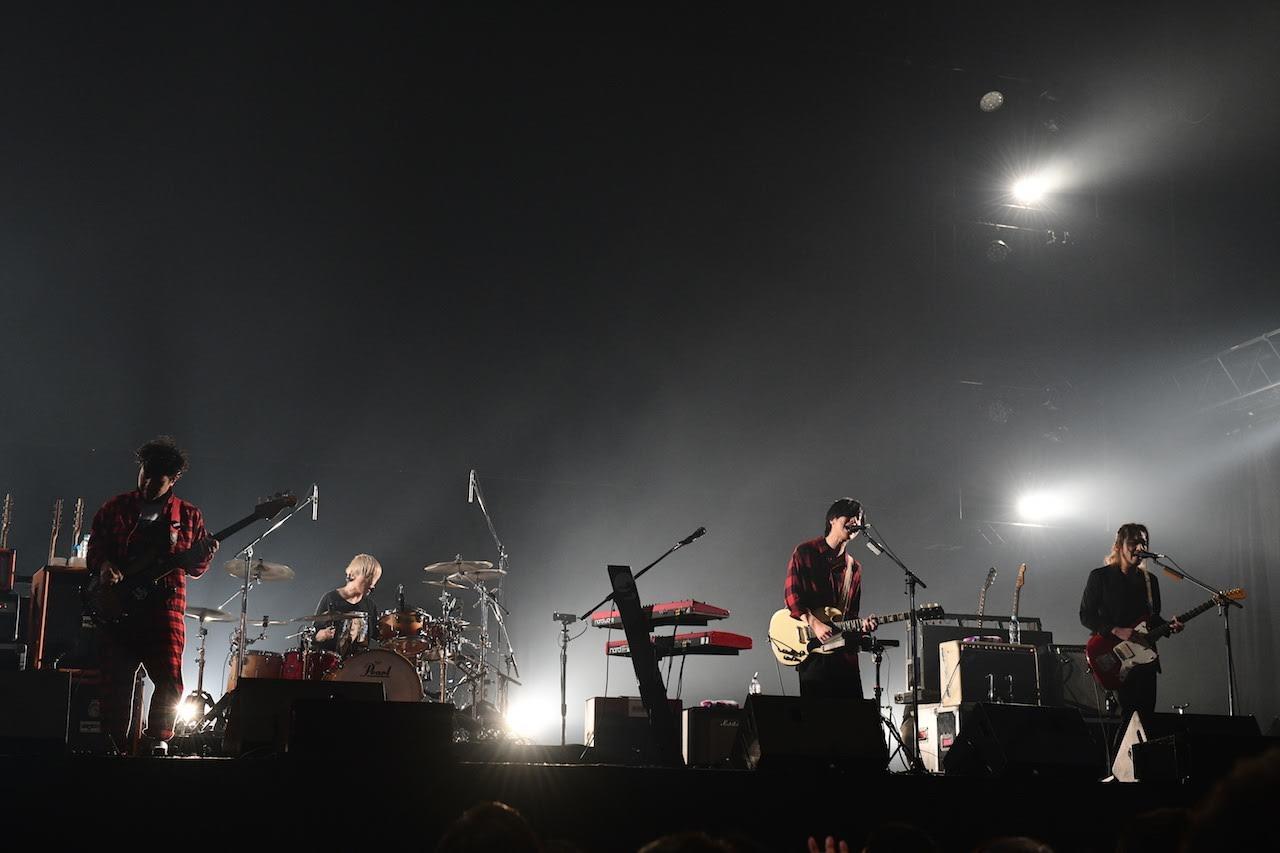 【迷迷現場】COUNTDOWN JAPAN 18/19 STRAIGHTENER(ストレイテナー)迎接21週年 「今後也會持續做著我們相信的音樂」