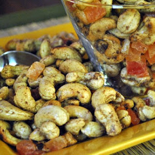 Tropical Traditions Coconut Oil Cinnamon and Honey Cashews